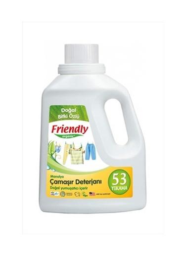 Çamaşır Deterjanı-Friendly Organic